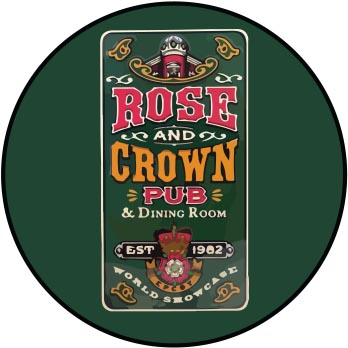 rose and crown pub epcot