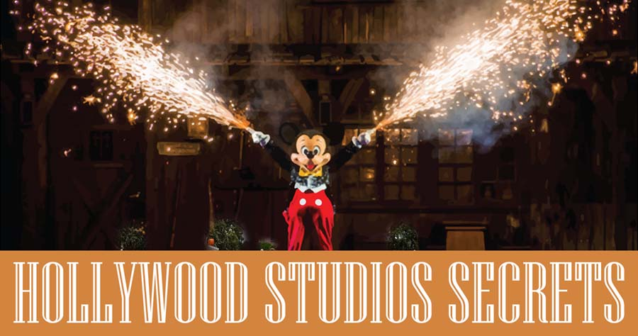 best Hollywood Studios secrets