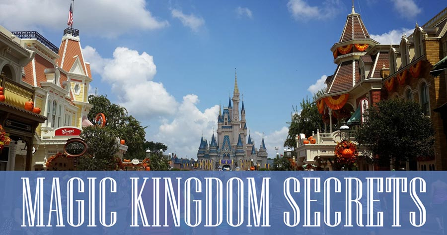 Magic Kingdom Secrets