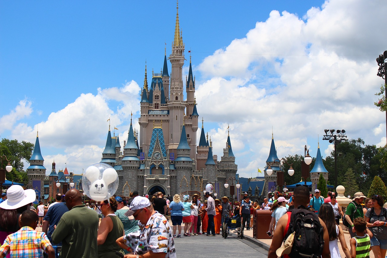 Disney Travel Planners List Top 5 Best Disney World