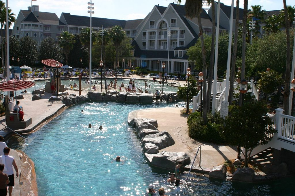 stormalong pool disney world