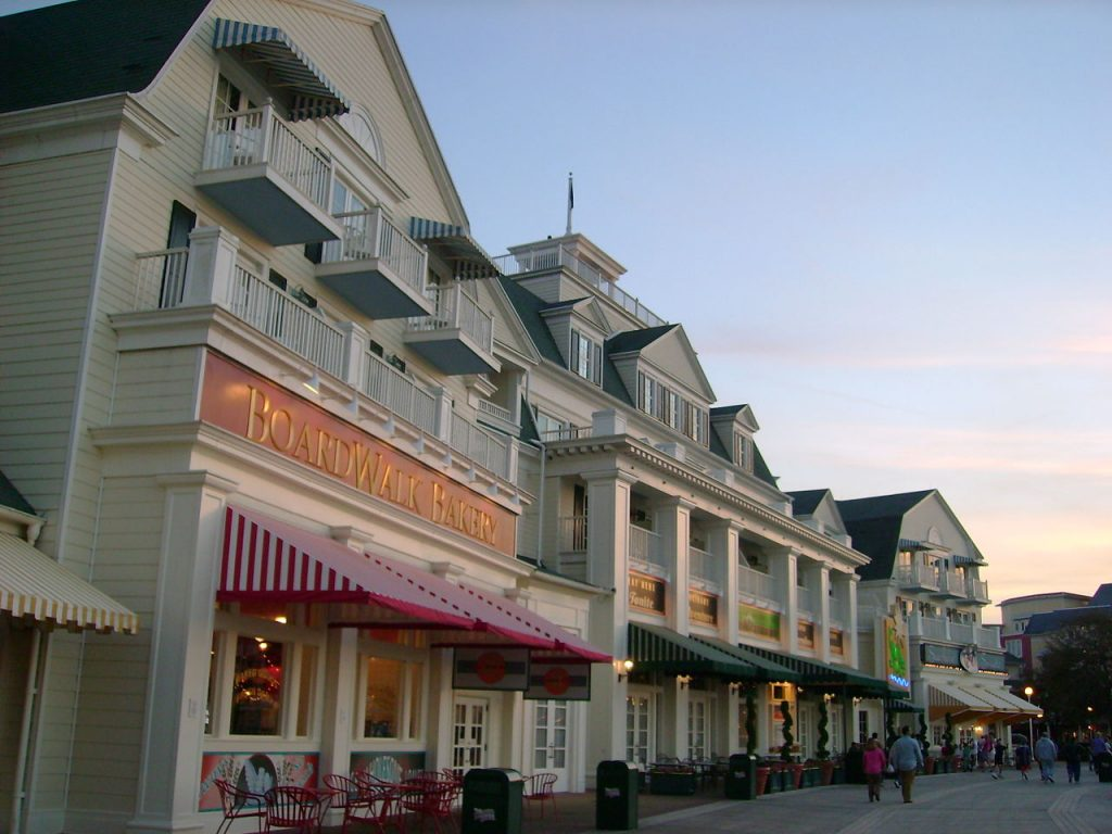 BoardWalk Inn Resort