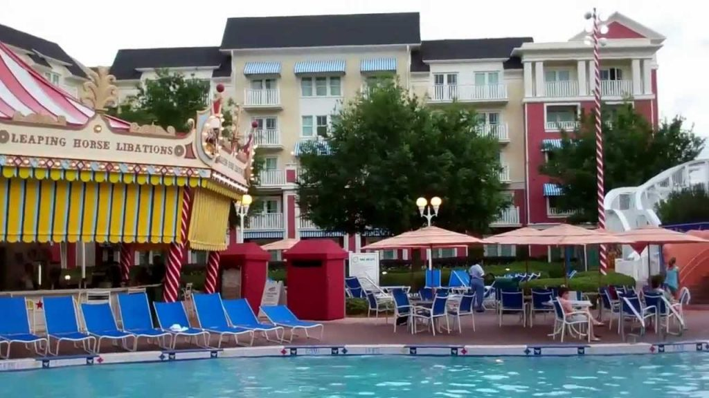 Disney World Boardwalk Inn