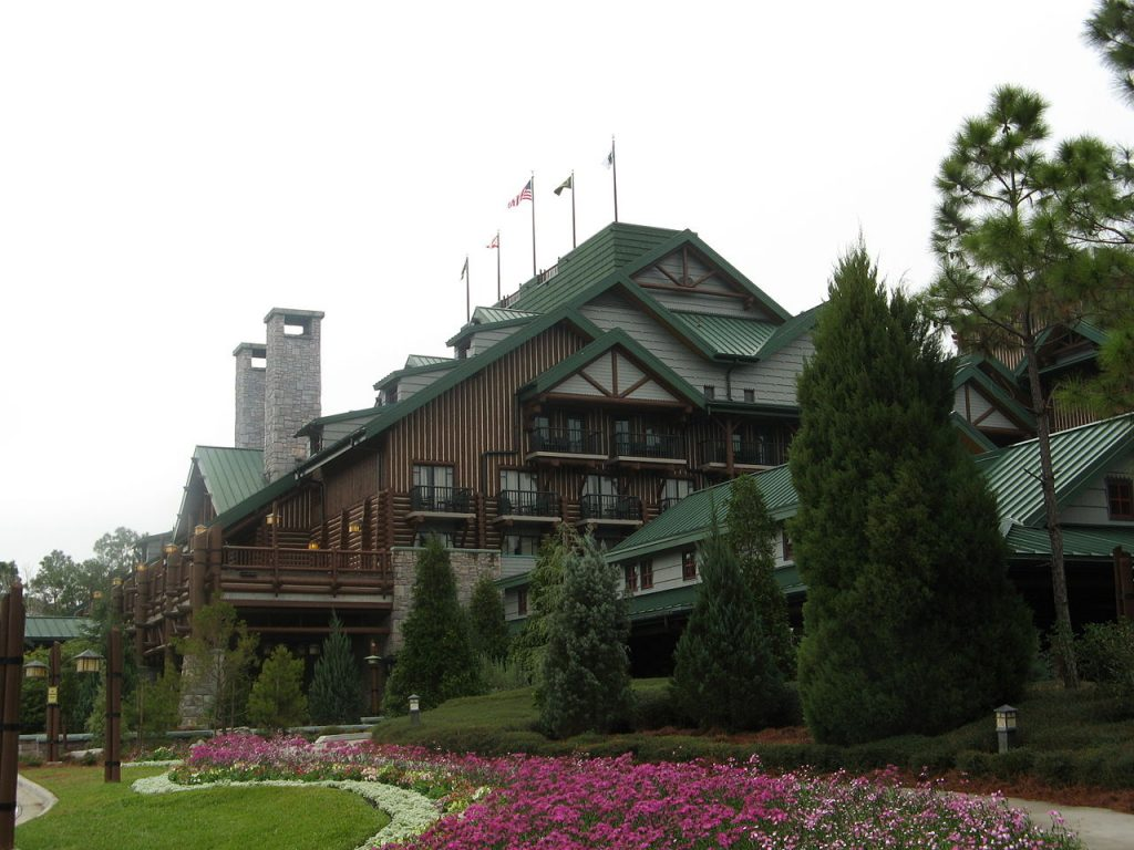 wilderness lodge deluxe resort