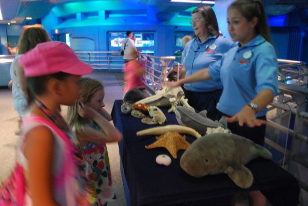 epcot attractions for kids
