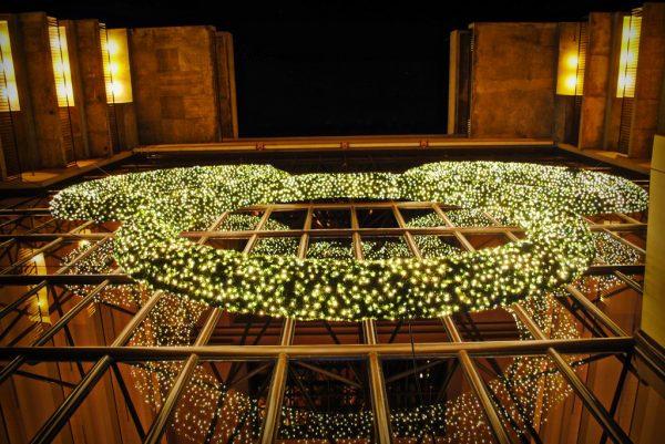 Christmas at Contemporary Resort