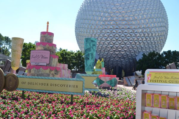 disney world's epcot international food & wine festival