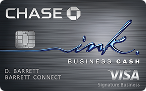 chase ink business cash credit card rewards