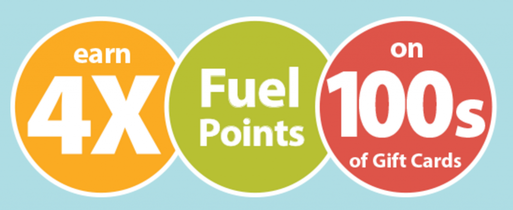 use kroger fuel points to get disney gift card discounts