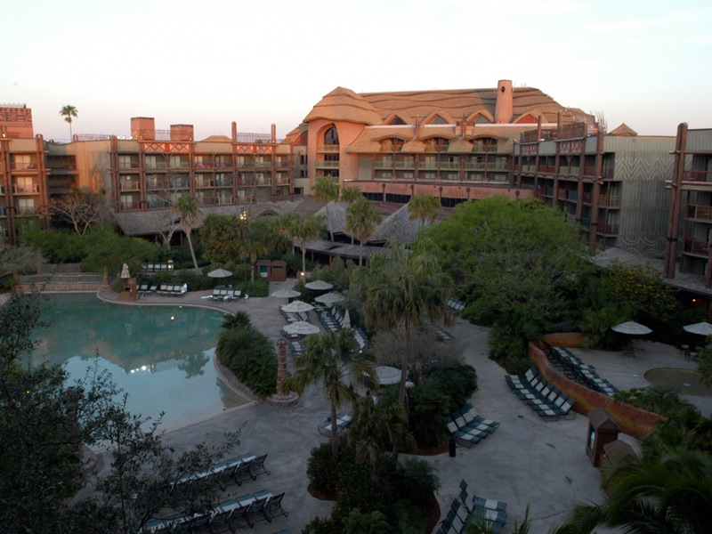 Animal Kingdom Lodge Disney Deluxe Resort