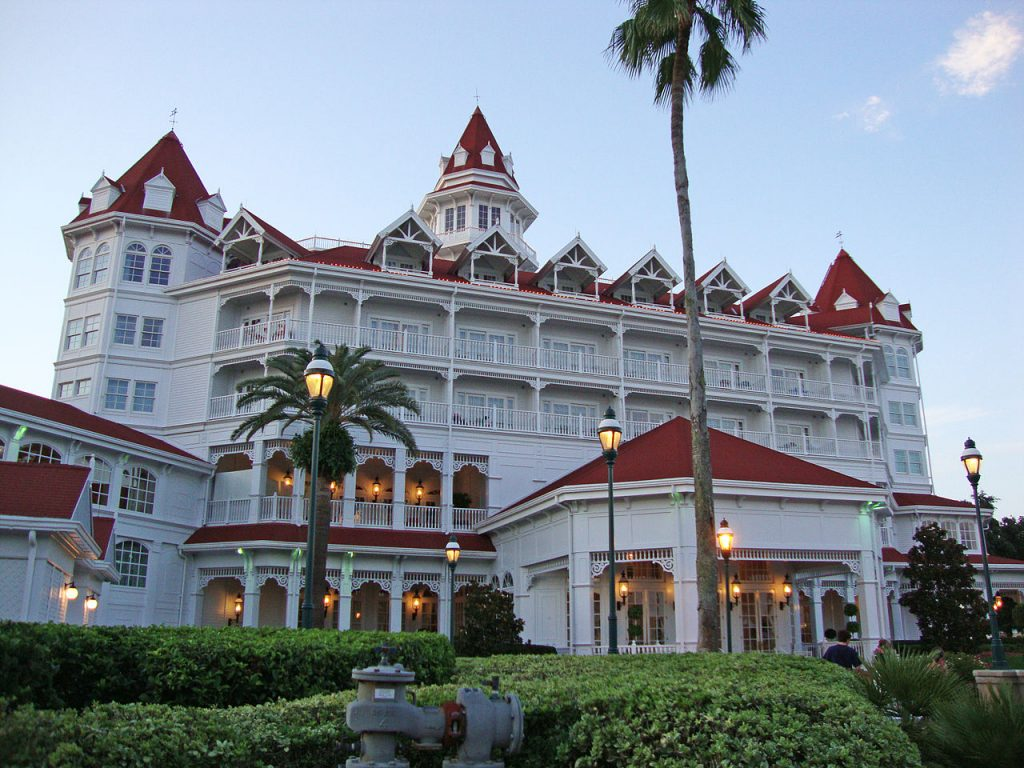 grand floridian resort