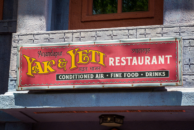 best places to eat in animal kingdom