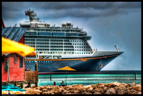 Booking Disney Dream Cruise Line Ship