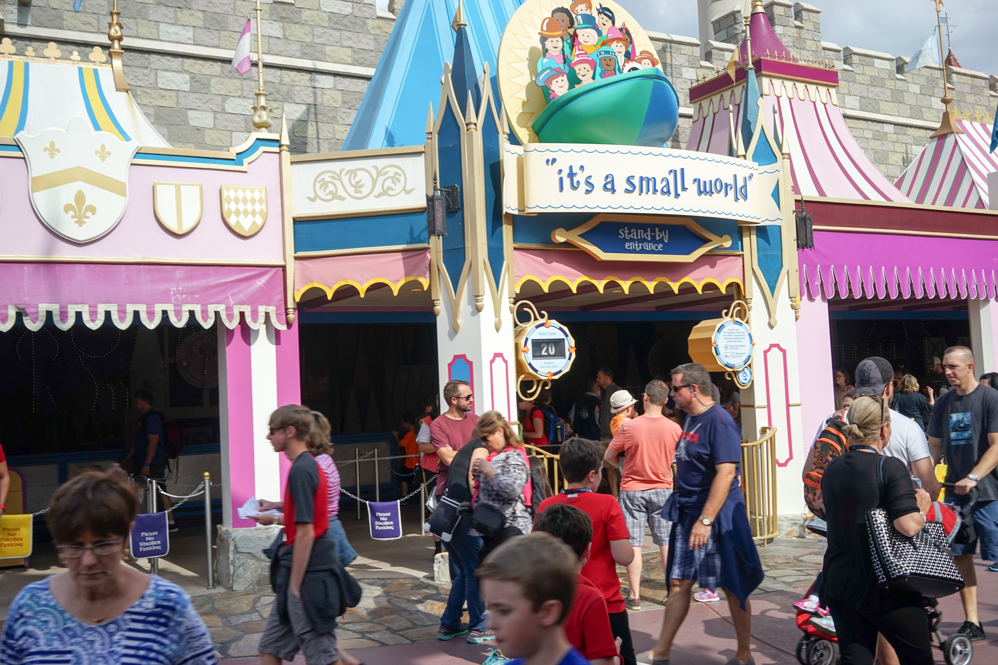 vegetarian magic kingdom