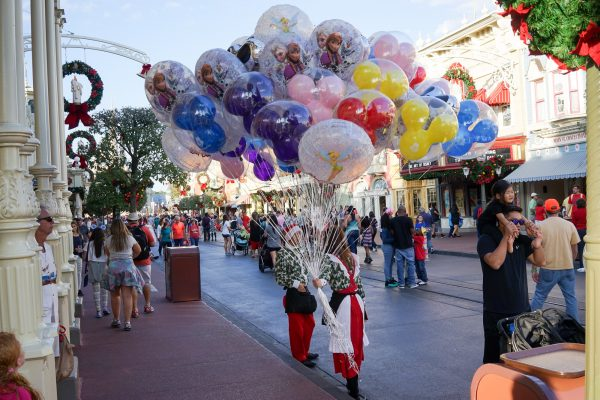 disneyland and disney world attractions