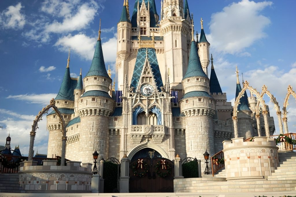 Magic Kingdom history