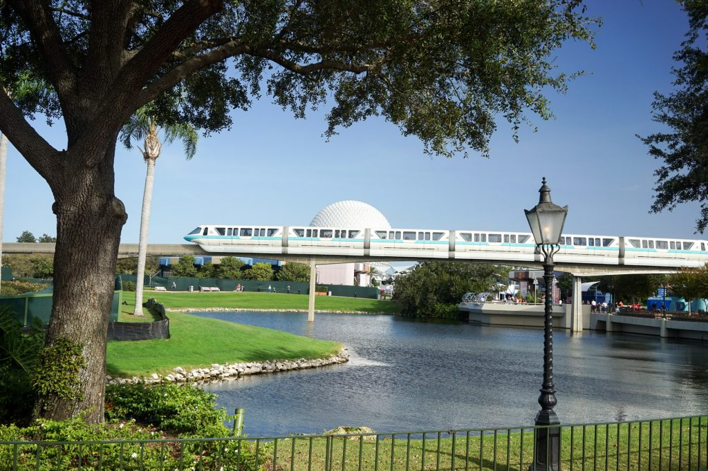 Disney World Transportation Map [Interactive Guide to ...