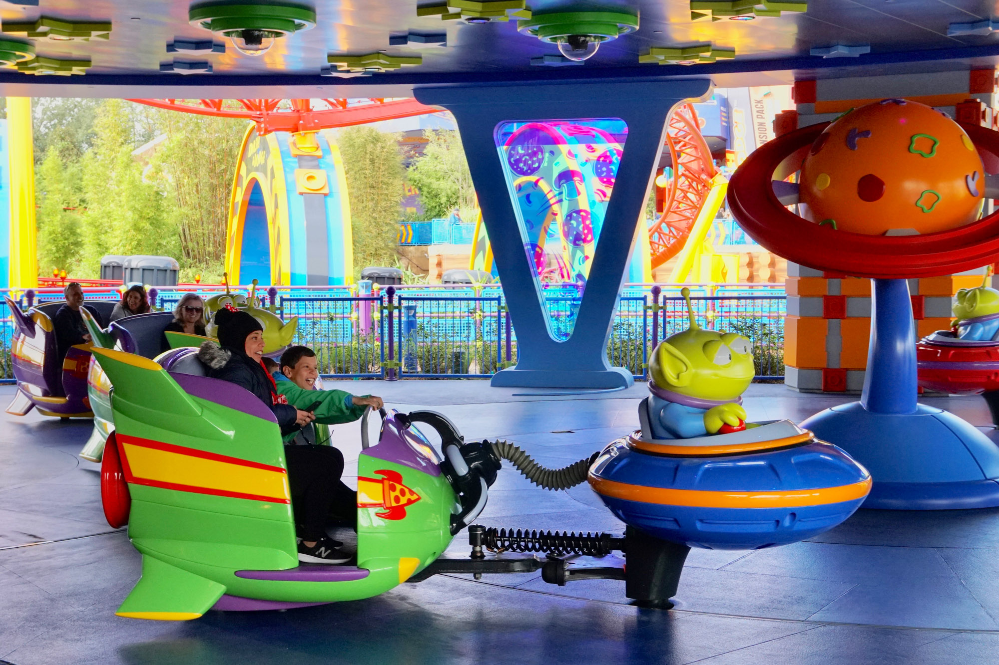 hollywood studios attractions for kids