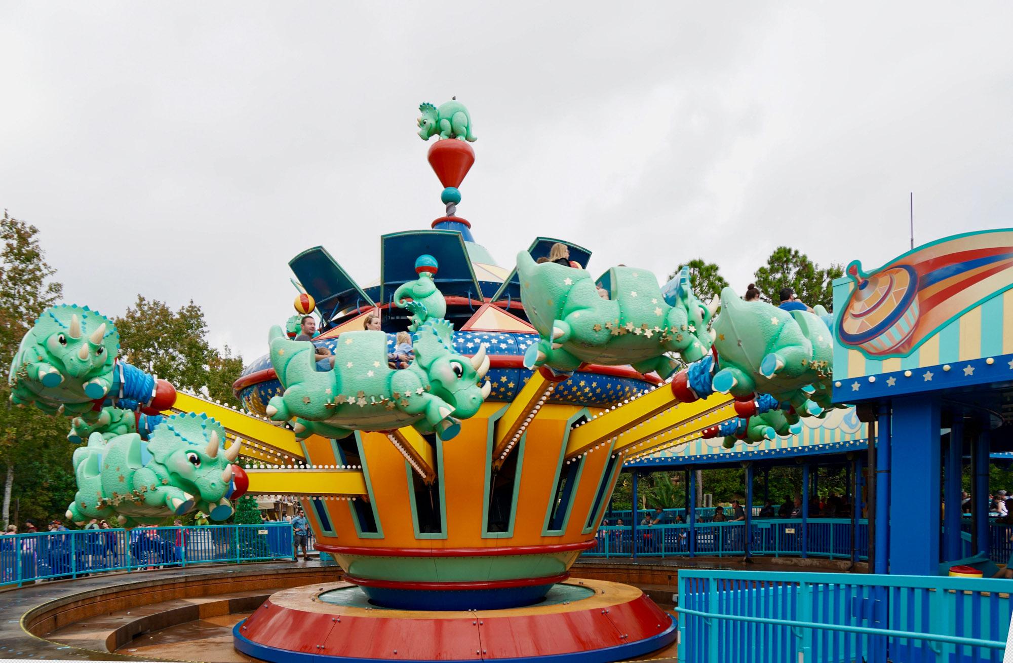 magic kingdom rides for kids