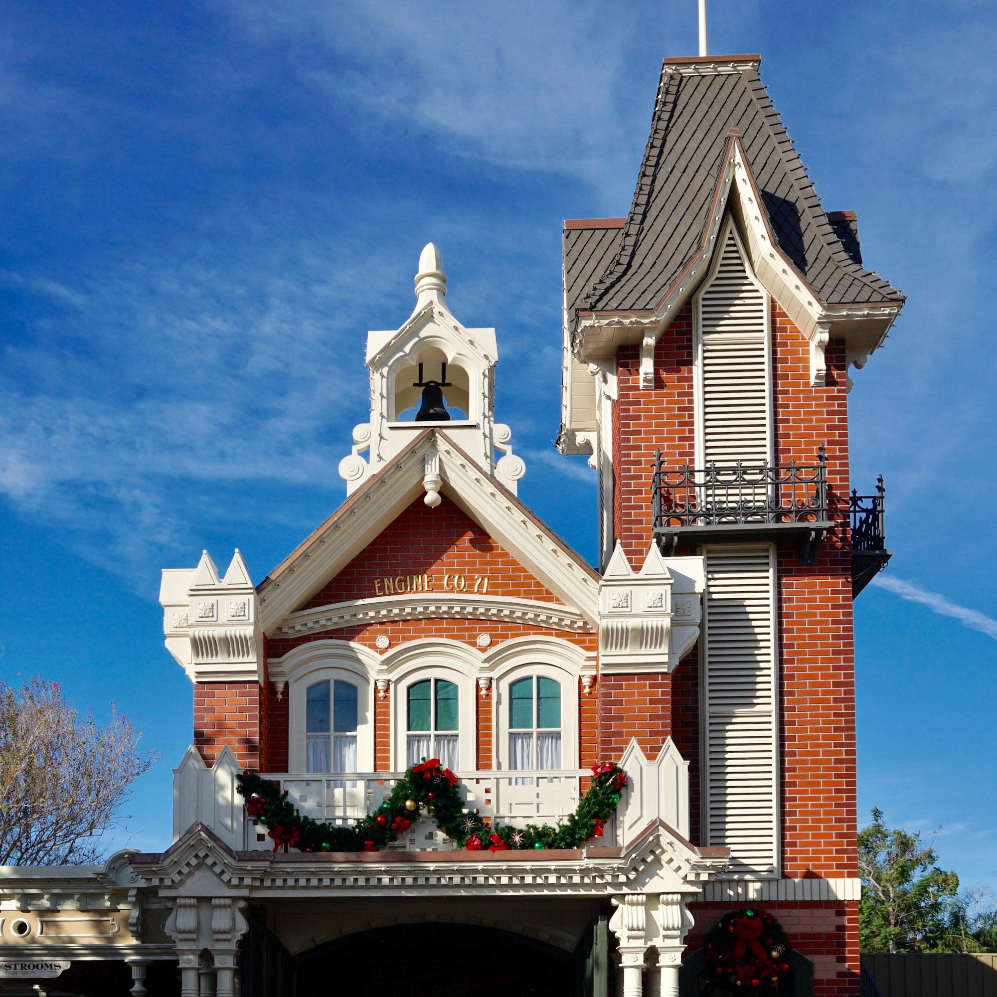 American Adventure at Disney World