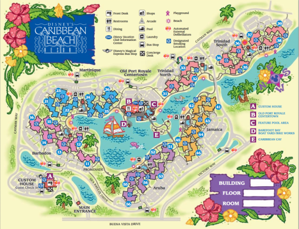 image about Printable Magic Kingdom Map named Disney Entire world Map [Maps of the Accommodations, Concept Parks, H2o
