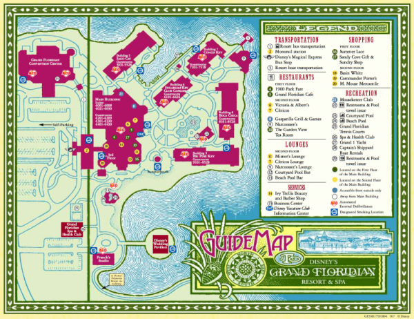 graphic regarding Printable Magic Kingdom Map named Disney World-wide Map [Maps of the Accommodations, Concept Parks, H2o