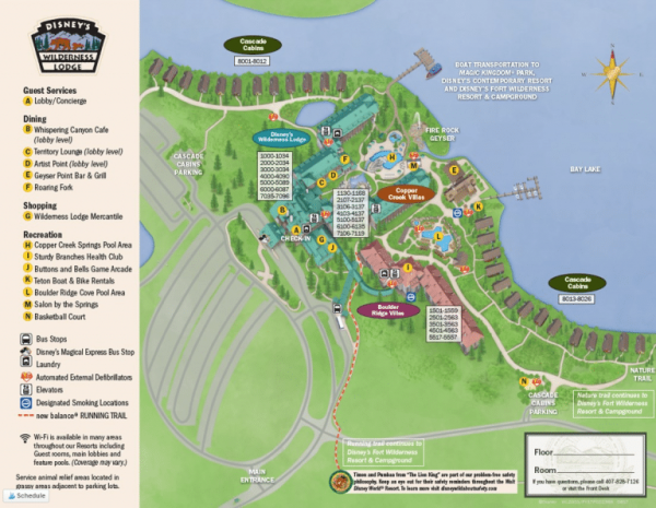 graphic relating to Magic Kingdom Printable Map called Disney Globe Map [Maps of the Accommodations, Topic Parks, H2o