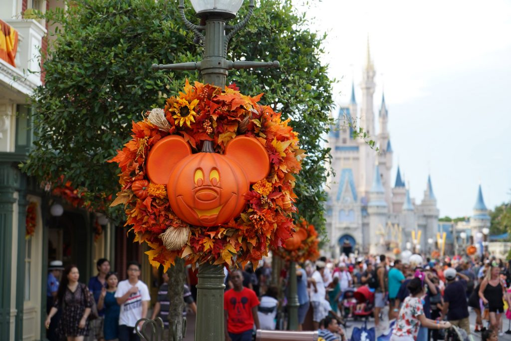 Best season at Disney World