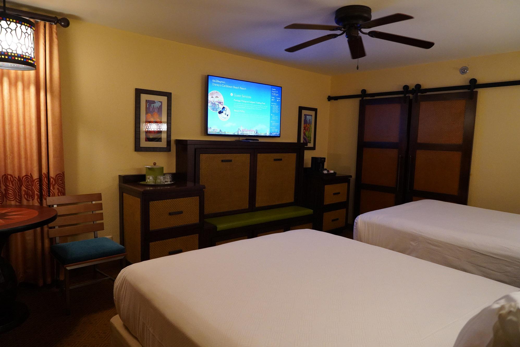 caribbean beach resort hotel rooms