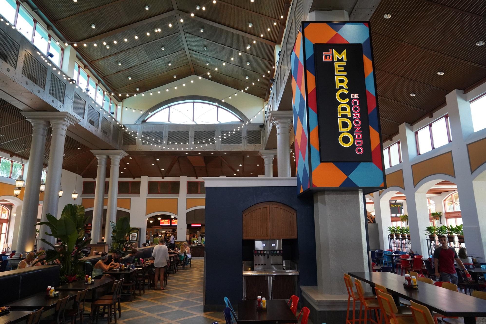 Disney's coronado springs restaurants