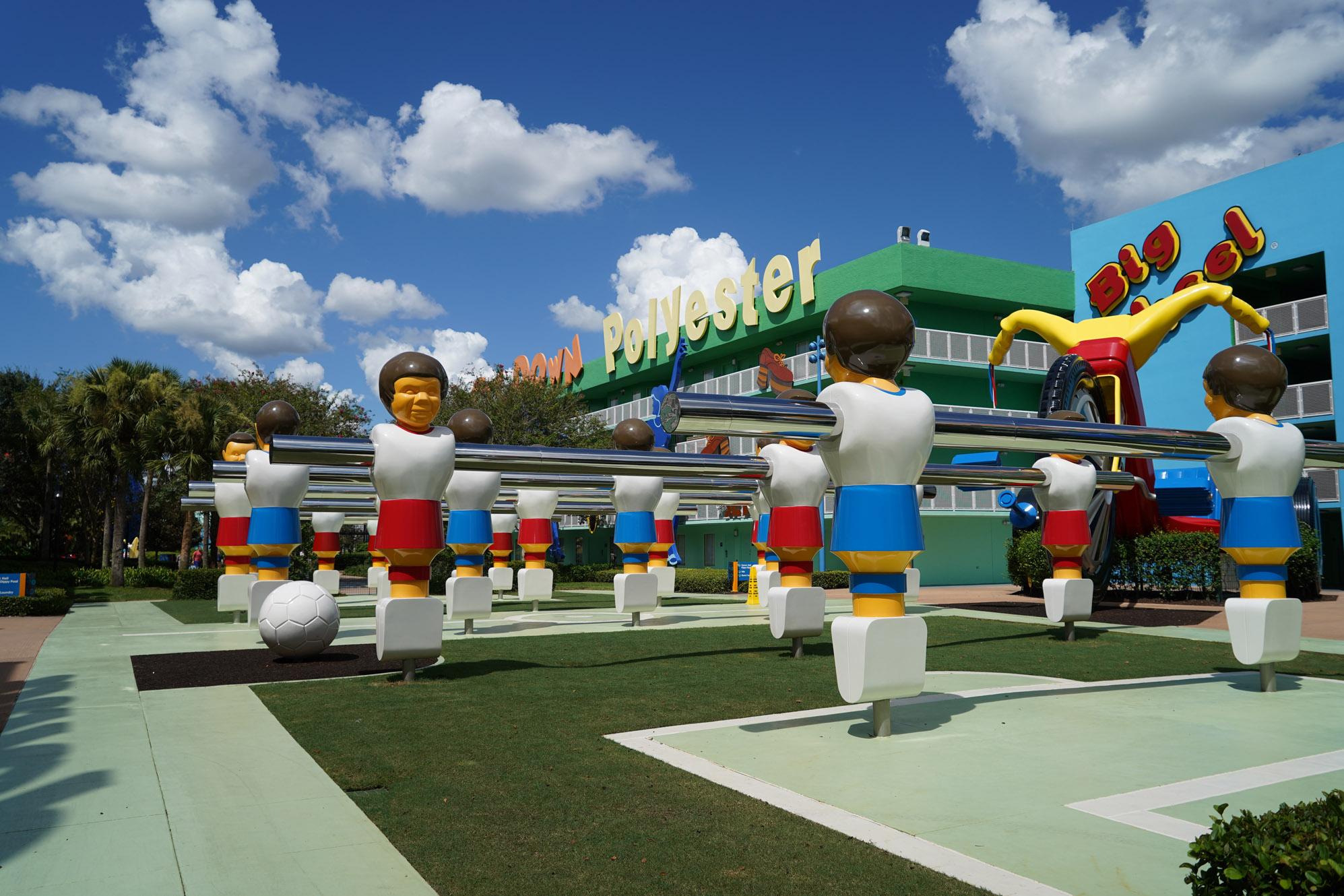 Disney World value resorts