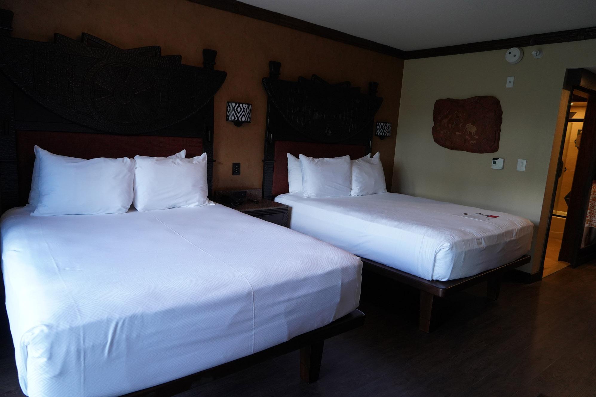 Animal Kingdom Lodge rooms