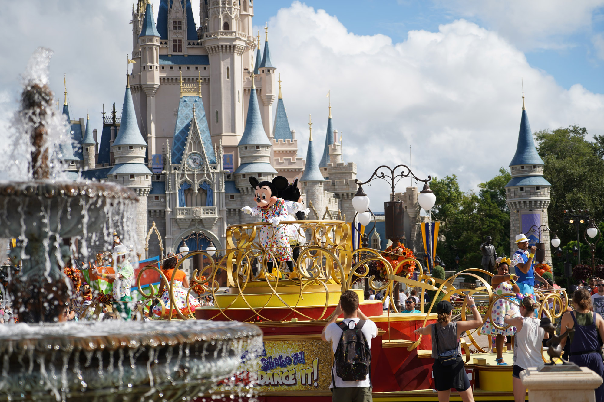 Disney World Statistics - The Truly Fascinating Numbers