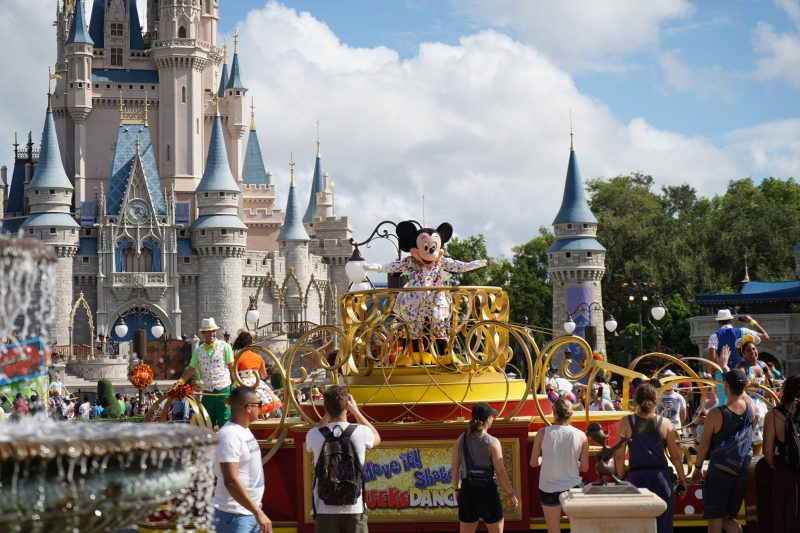 Disney world for adults