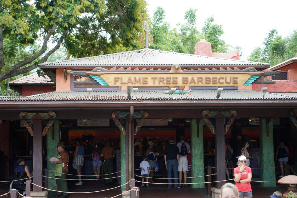 best places to eat at animal kingdom