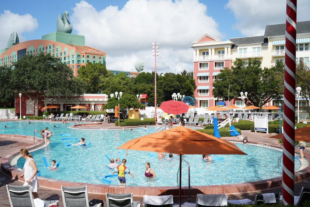 BoardWalk Inn Resort pool