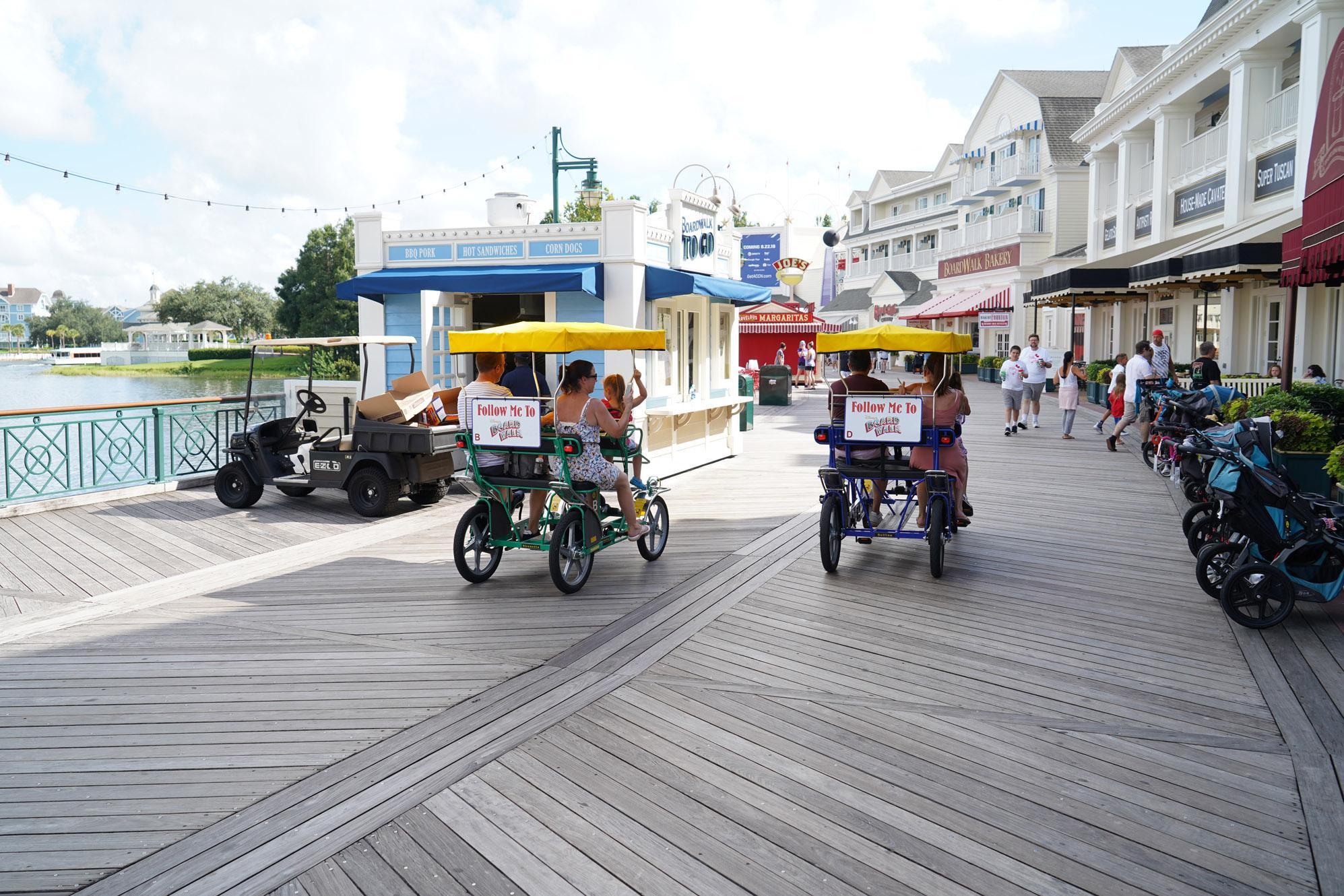 Disney Deluxe Resorts