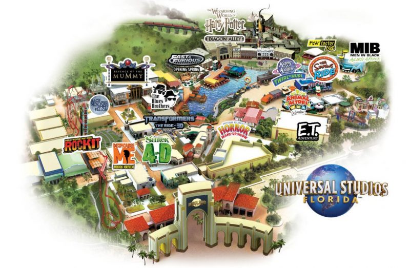 Universal Studios Orlando Map [Florida Theme Park Maps] on discovery cove map, universal's islands of adventure map, magic kingdom map, destiny map, disney's california adventure map, six flags discovery kingdom map, great america map, typhoon lagoon map, italy wine map, beijing map, busch gardens williamsburg map, universal studios map, seaworld san diego map, japan map, mgm studios map, animal kingdom map, downtown disney map, six flags magic mountain map, legoland california map, wizarding world of harry potter map,