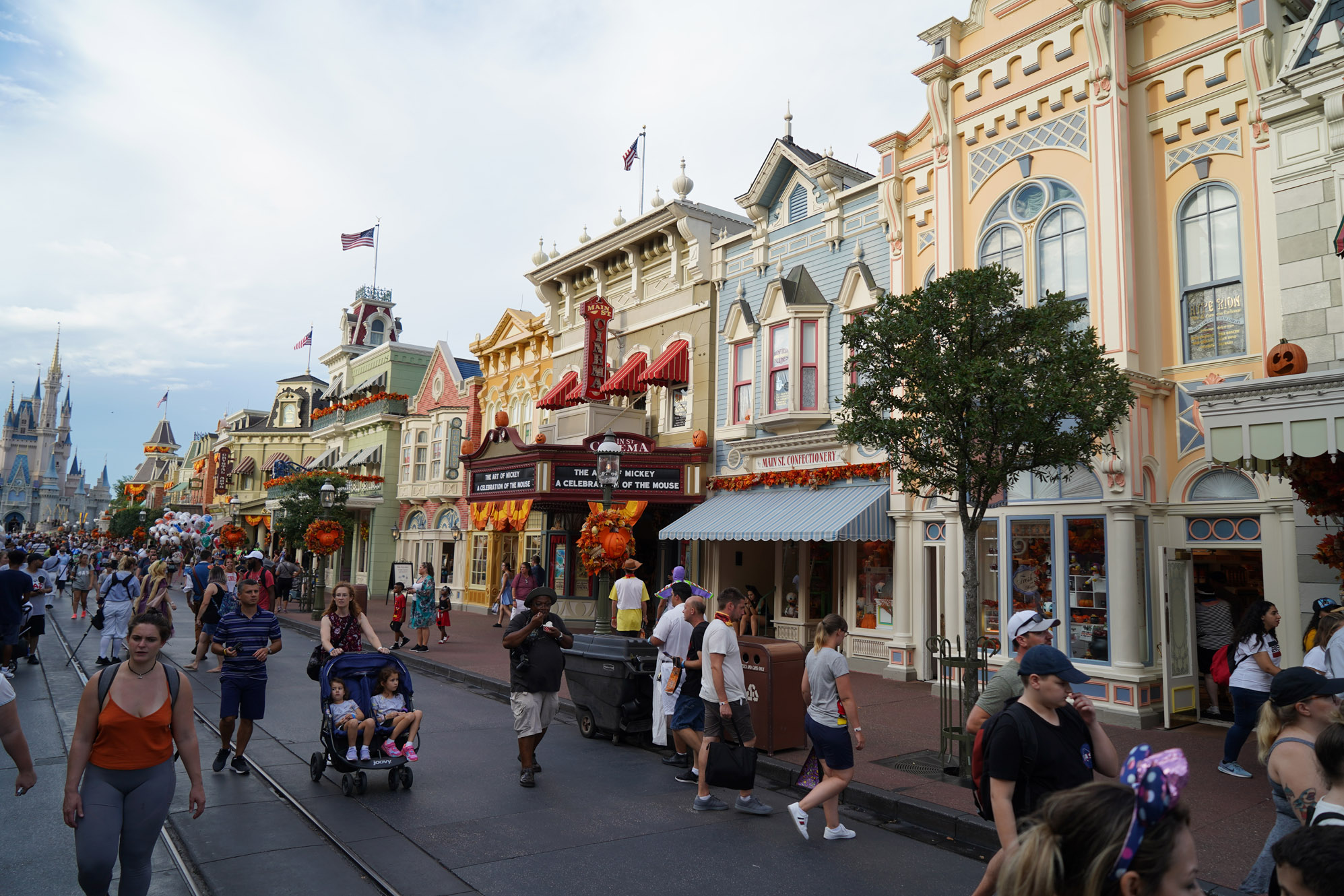 best magic kingdom restaurants