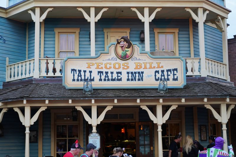 Restaurants at Magic Kingdom