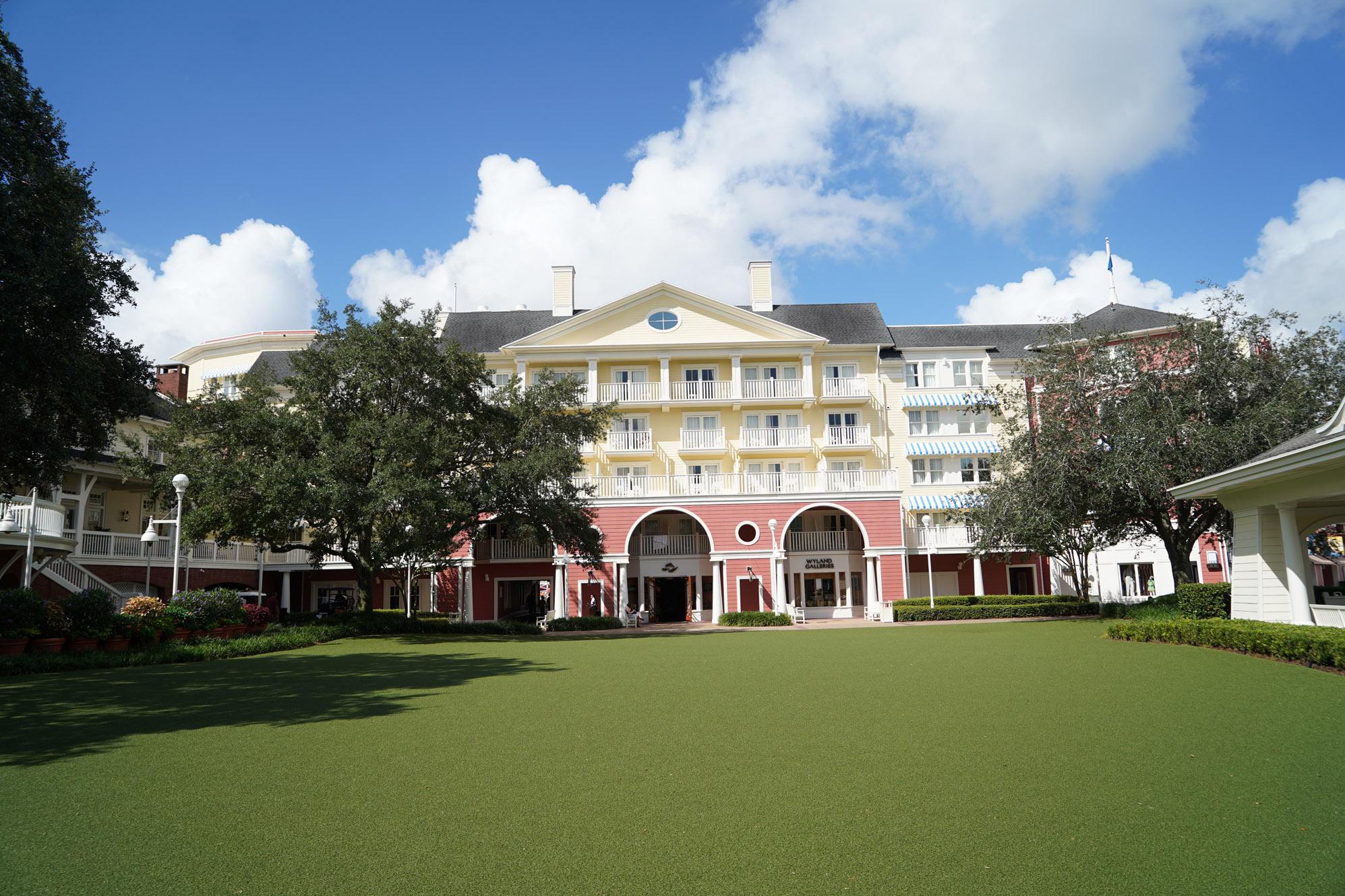 Club Level Disney Resorts