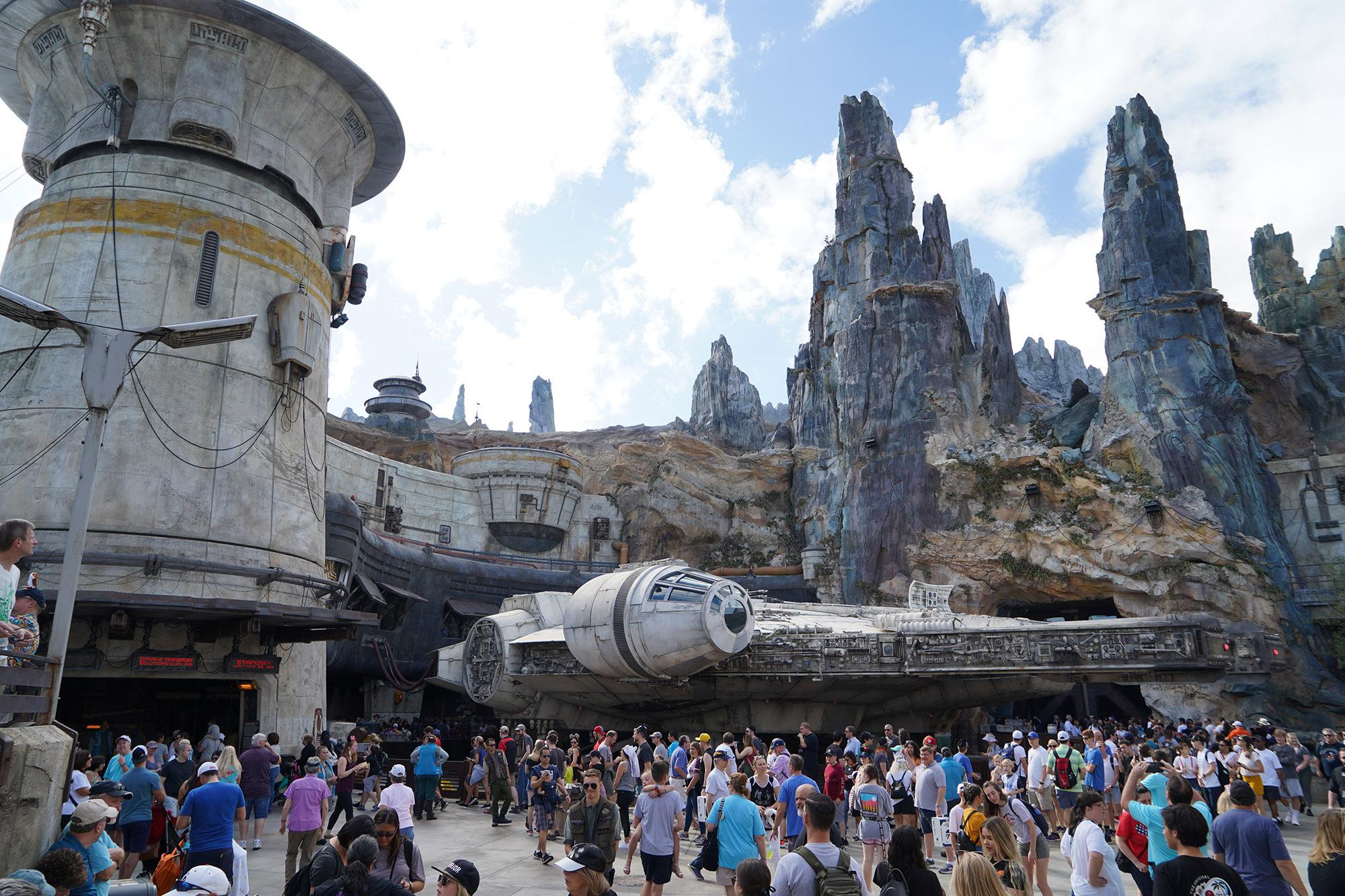 Disney Star Wars Galaxy's Edge