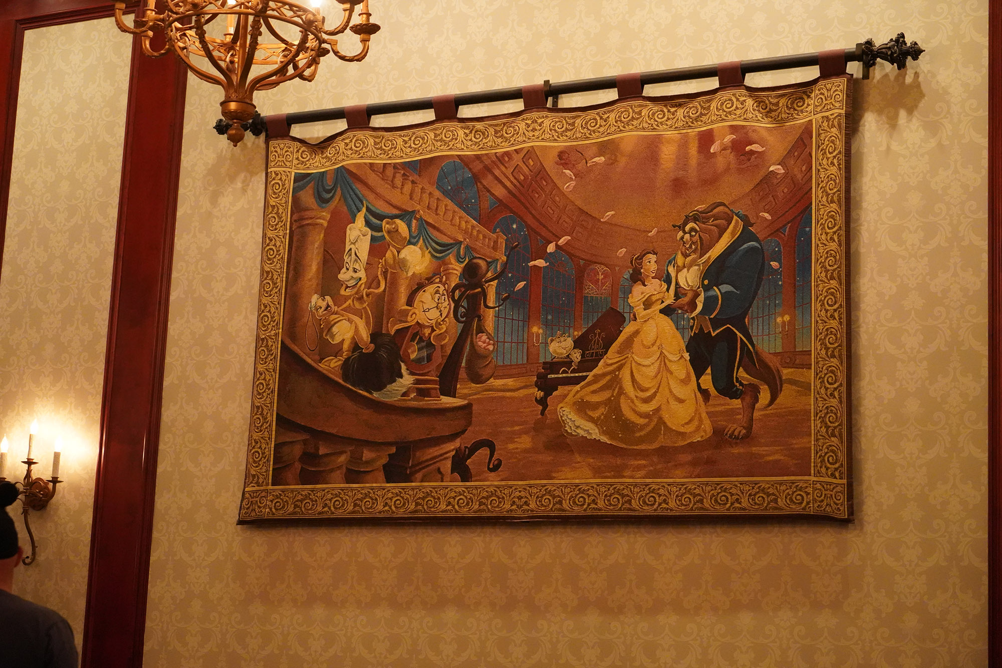Be Our Guest Disney World