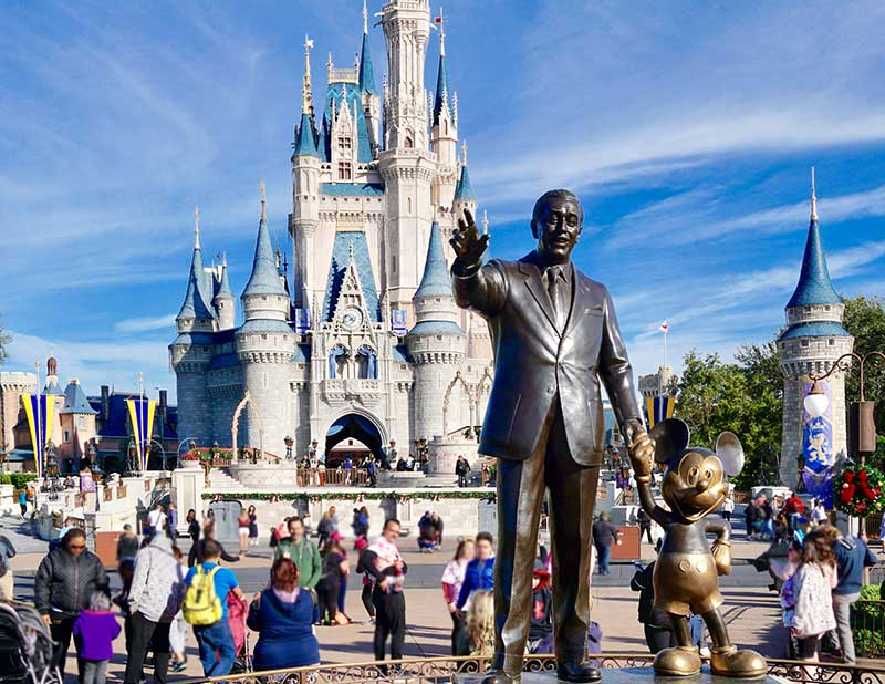 How to Plan a Disney Vacation