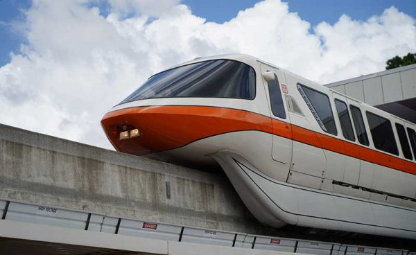Disney's Monorail Transportation System