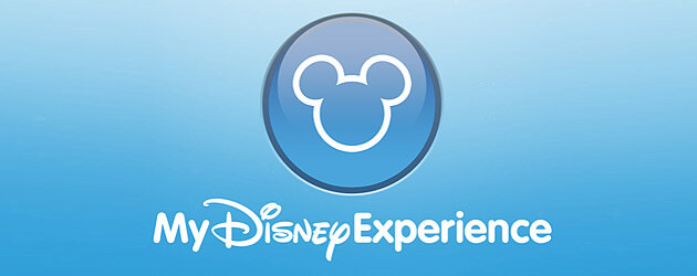 check line wait times on the my disney experience app