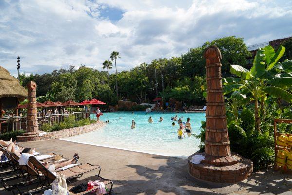 disney world resort pool