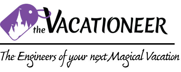 The Vacationeer Travel Agency Logo