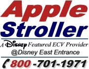 apple stroller