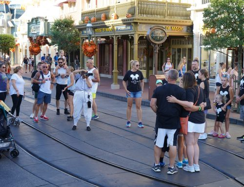How many days do you need for each Disney park?